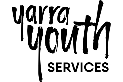 White background with black text saying Yarra Youth Services