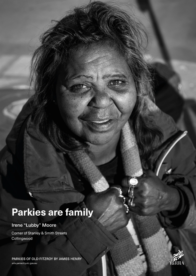 Parkies Poster - Lubby